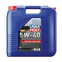 Моторное масло LIQUI MOLY Synthoil High Tech 5W40, 20л